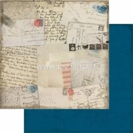 "Popierius ""Memo - Abroad Collection"", 30,5x30,5 cm"