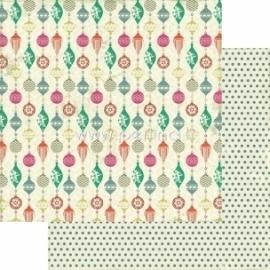 "Popierius ""Ornament - Tradition Collection"", 30,5x30,5 cm"