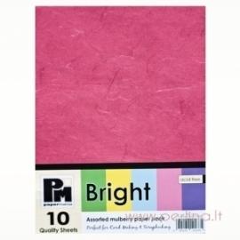 """Ryžinis popierius """"Pink"""", 15x21 cm"""