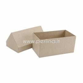 """Kartoninė dėžutė """"Imbierinio meduolio namelis"""""""