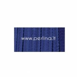 Pūkuota šenilo vielutė, mėlyna sp., 30,5 cm, 1 vnt.