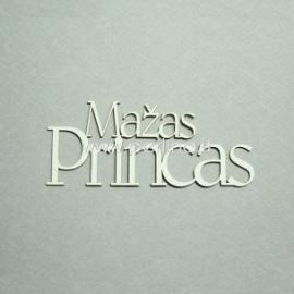 """Kartoninė detalė """"Mažas Princas"""", 1 vnt."""