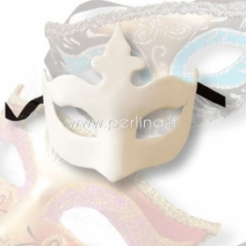 """Kartoninė dekoracija """"Venecijos kaukė"""", 15x12 cm, 1 vnt"""