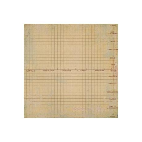 """Popierius """"Day 204"""", 30,5x30,5 cm"""