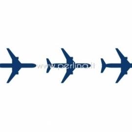 """Lipni popierinė juostelė """"Planes"""", 8 m"""