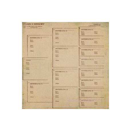 """Popierius """"Day 210"""", 30,5x30,5 cm"""