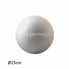 Putų polisterolo burbulas, 15 cm