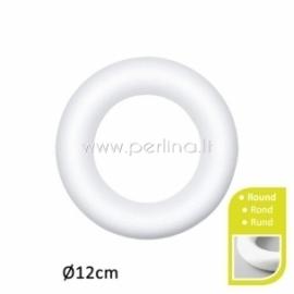 Styrofoam ring, 12 cm