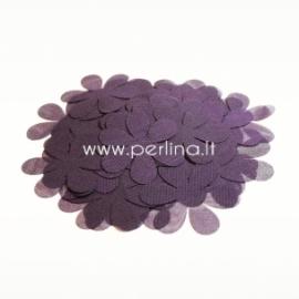 Medžiaginės gėlytės, baklažano sp., 1 vnt., dydis pasirenkamas