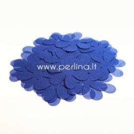 Medžiaginės gėlytės, ryški mėlyna sp., 1 vnt., dydis pasirenkamas
