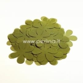 Medžiaginės gėlytės, samanų sp., 1 vnt., dydis pasirenkamas