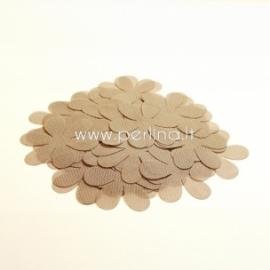 Medžiaginės gėlytės, balintos kavos sp., 1 vnt., dydis pasirenkamas