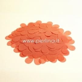 Medžiaginės gėlytės, koralų sp., 1 vnt., dydis pasirenkamas