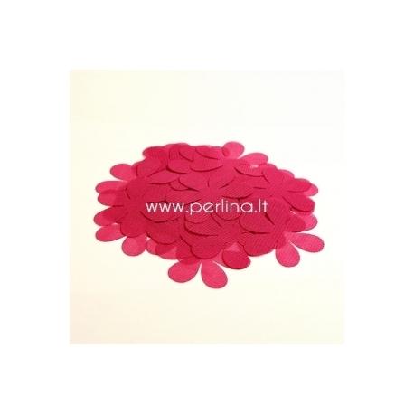 Medžiaginės gėlytės, ryškiai rožinė sp., 1 vnt., dydis pasirenkamas