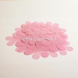 Medžiaginės gėlytės, blyški alyvinė sp., 1 vnt., dydis pasirenkamas