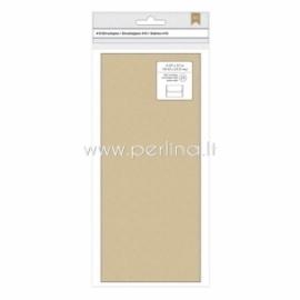 Vokas, kartono sp., 10,48x24,13 cm