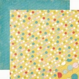 "Popierius ""Blissful"", 30,5x30,5 cm"