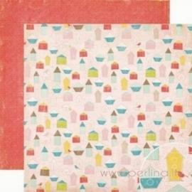 """Popierius """"Home"""", 30,5x30,5 cm"""