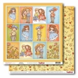 "Popierius ""Sweatheart - Sweetheart Collection"", 30,5x30,5 cm"