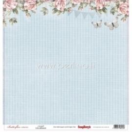 """Popierius """"Delight - Butterflies Collection"""", 30,5x30,5 cm"""