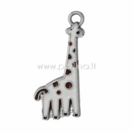 """Pakabukas """"Žirafa"""", 33x15 mm"""