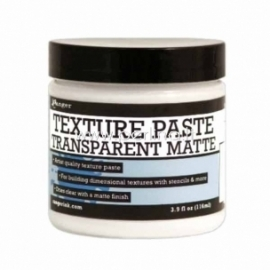 Ranger Texture Paste - Transparent Matte, 116 ml