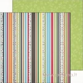 "Popierius ""Zig Zag"", 30,5x30,5 cm"