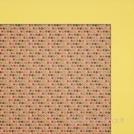 """Popierius """"Boy Doodle dots"""", 30,5x30,5 cm"""