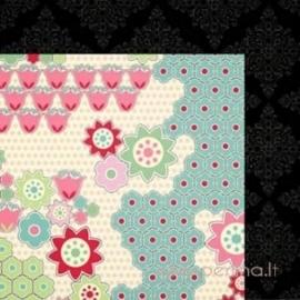 """Popierius """"Pretty Patch"""", 30,5x30,5 cm"""