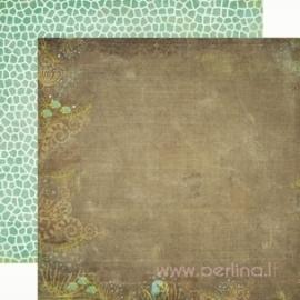 """Raidės """"Daiquiri Green"""", 15x28 cm"""
