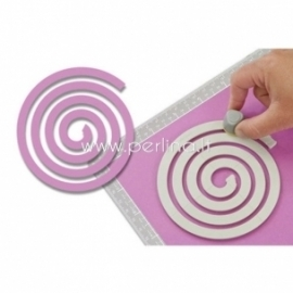"Spiralės formavimo įrankis ""Curvy Cutter Spiral Maker"""