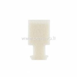Acrylic replacemet tip 15 mm standard