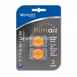 "Keičiami ašmenys ""Wescott Trim Air Paper Trimmer Replacement Blades"""