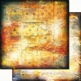 "Popierius ""Royal Garden"", 30,5x30,5 cm"