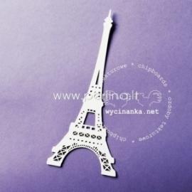 "Kartoninė detalė ""Eifelio bokštas"", 1 vnt."