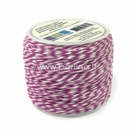 """Virvelė """"Purple Baker's Twine"""", 45 m"""