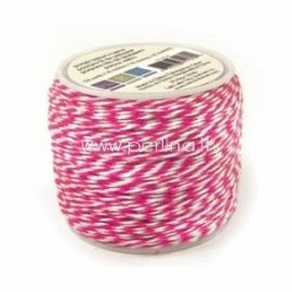 """Virvelė """"Pink Baker's Twine"""", 45 m"""