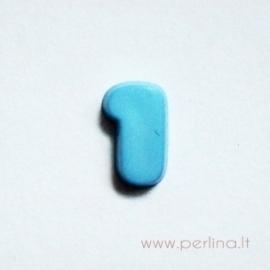 """Žydras skaičius """"1"""", 9 mm, 1 vnt"""