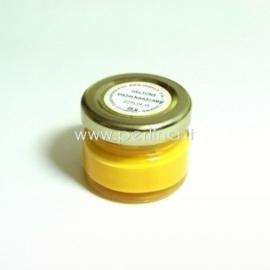 Dažai odos kraštui, geltonos sp., 20 g.