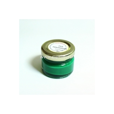 Dažai odos kraštui, žalios sp., 20 g.