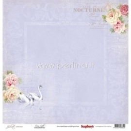 "Popierius ""Swan Lake - Juliet Collection"", 30,5x30,5 cm"