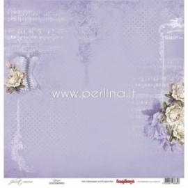 """Popierius """"Grace - Juliet Collection"""", 30,5x30,5 cm"""