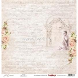 """Popierius """"Juliet - Juliet Collection"""", 30,5x30,5 cm"""