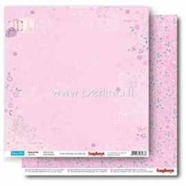 "Popierius ""Pretty In Pink - Young&Free Collection"", 30,5x30,5 cm"