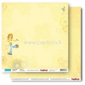 "Popierius ""Springtime - Young&Free Collection"", 30,5x30,5 cm"