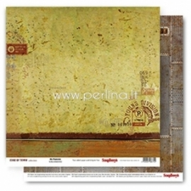 "Popierius ""No Parking - Edge Of Town Collection"", 30,5x30,5 cm"