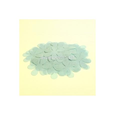 Medžiaginės gėlytės, žydra sp., 1 vnt., dydis pasirenkamas