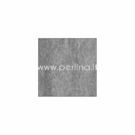Tissue šilko popierius, žvilganti sidabro sp., 4 vnt, 50,8x50,8 cm