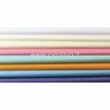 Tissue šilko popierius, pastelinės sp., 24 vnt, 50,8x101,6 cm