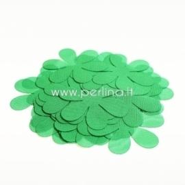 Medžiaginės gėlytės, obuolių žalia sp., 1 vnt., dydis pasirenkamas